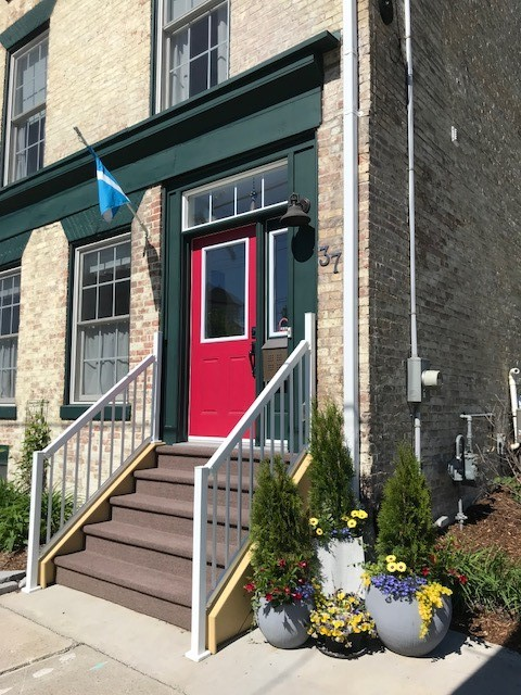 37 Mill Street North,  Port Hope – Historic Townhouse (ca.1882)